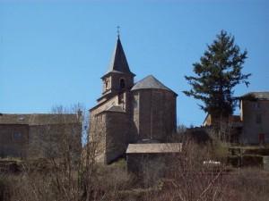 L'église de Segur