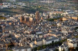 pour site RODEZ©Communauté d'agglomération et Office de tourisme du Grand Rodez